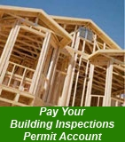 Pay Your Building Inspections Permit Account
